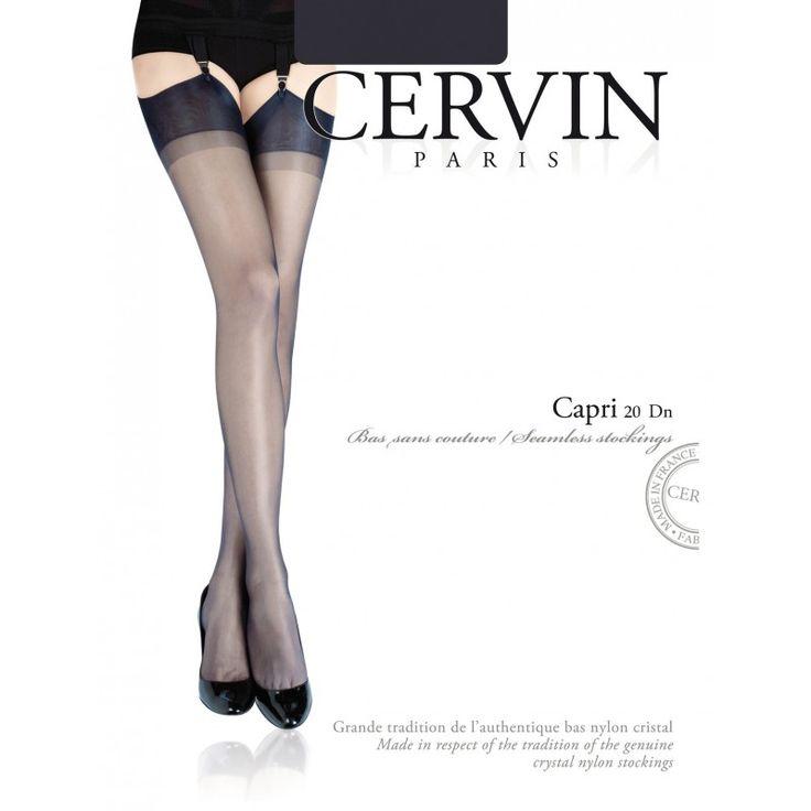 Bas Capri 20den | Cervin