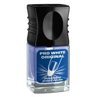 ALESSANDRO INTERNATIONAL PRO WHITE NAIL  Product omschrijving  Nagellak met een zichtbaar helder makend effect en een 'anti-vergeling' formule. Dankzij een speciaal pigment, neutraliseert Pro White verkleuringen op het oppervlak van de nagel, met witte en glanzende nagels als resultaat.