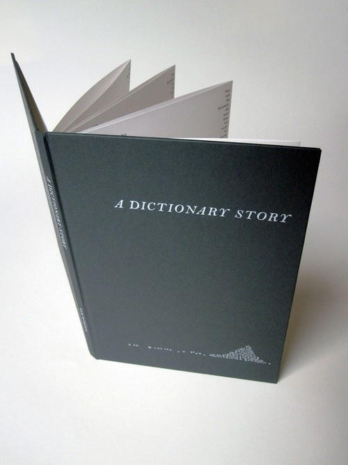 a dictionary story #dictionary #story #book