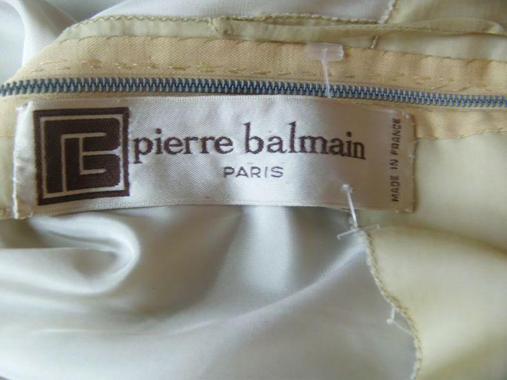 balmain labels - Google Search