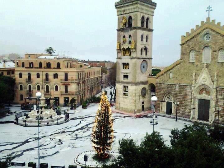 Messina in bianco.