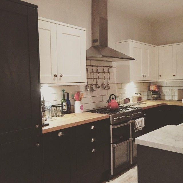 The 25 best Two tone kitchen ideas on Pinterest  Two
