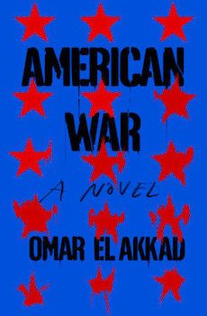 Nominated for the Rogers Writers Trust for Fiction. One of this year's best new Canadian novels.  Dystopic.  Futuristic.  Posits a second American Civil War as a result of climate change.  Read the review at The Guaridan: https://www.theguardian.com/books/2017/sep/10/american-war-omar-el-akkad-review