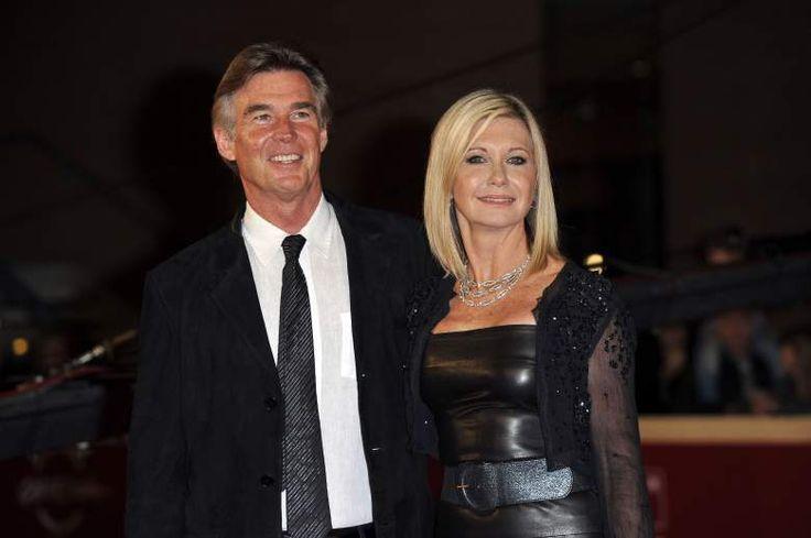 Olivia Newton-John husband, John Easterling, Olivia Newton-John John Easterling