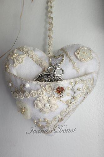 Heart Felt Embroidery.  June 15 11 <3