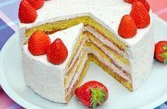 Na výzvědách u Italů: Jak dělají dort, zvaný jahodový šlehačkový mrak?