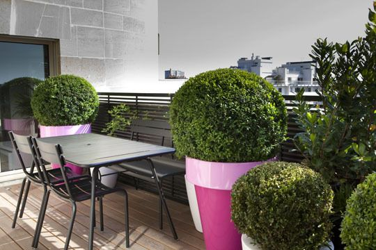 24 best Terrasse urbaine images on Pinterest Decks, Luxembourg and