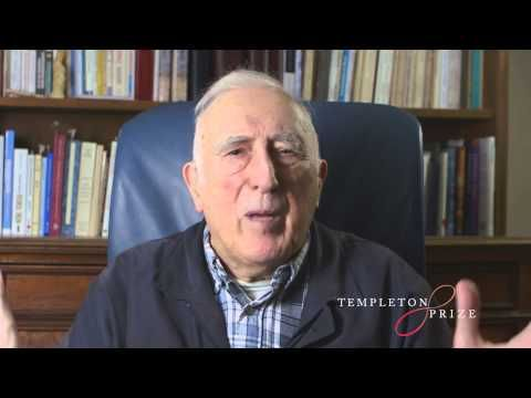 What does it mean to be fully human? Jean Vanier, Templeton Prize 2015 - YouTube