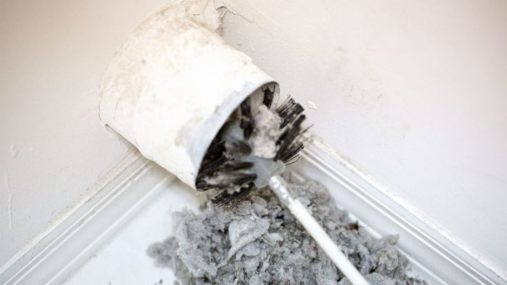 If your clothes take forever and a day to dry, it might be high time you learned how to clean your dryer vents. Here's how.