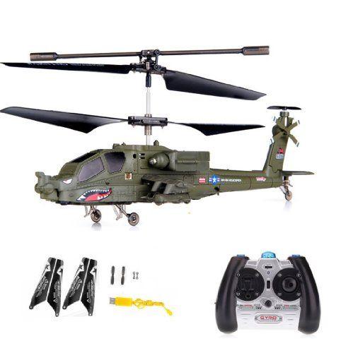 Sale Preis: 3.5 Kanal RC ferngesteuerter mini Blackhawk UH-60 Apache Militär Army Hubschrauber mit der neuesten Gyro-Technik, RTF Komplett-Set. Gutscheine & Coole Geschenke für Frauen, Männer und Freunde. Kaufen bei http://coolegeschenkideen.de/3-5-kanal-rc-ferngesteuerter-mini-blackhawk-uh-60-apache-militaer-army-hubschrauber-mit-der-neuesten-gyro-technik-rtf-komplett-set