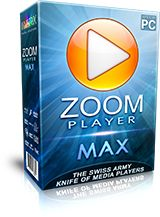 Zoom Player, the most Flexible and Sophisticated Media Player for Windows PCs & Tablets. Based on our highly-touted Smart Play technology and
