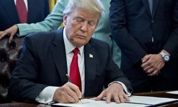 Why Trump's Executive Order On Immigration Looks Like A Muslim Ban
