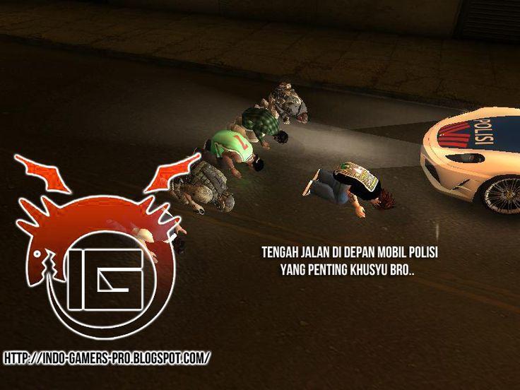 Mod Sholat Berjamaah GTA San Andreas