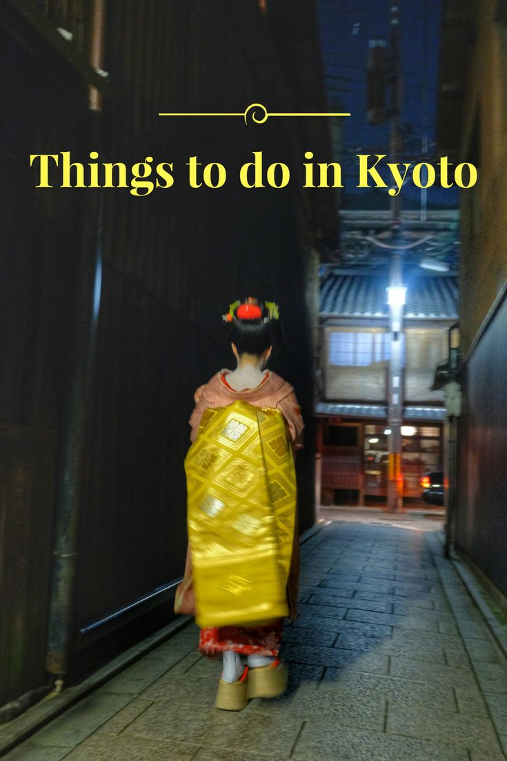 Kyoto is steeped in Japanese history the former imperial capital of Japan. Kyoto will transport from the old houses of Nara, through the 1600 temples to mysterious geisha's disappearing in the faintly lit streets of Gion and food