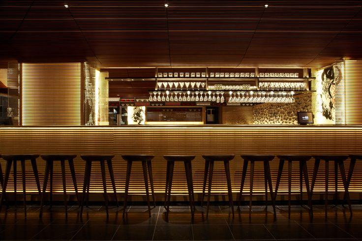 5d ippudo koichi takada architects interiors for 5d cafe