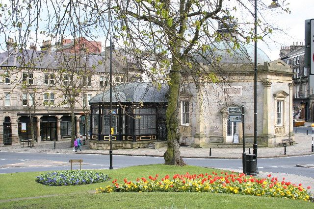 Harrogate, England  I miss living in this town!!