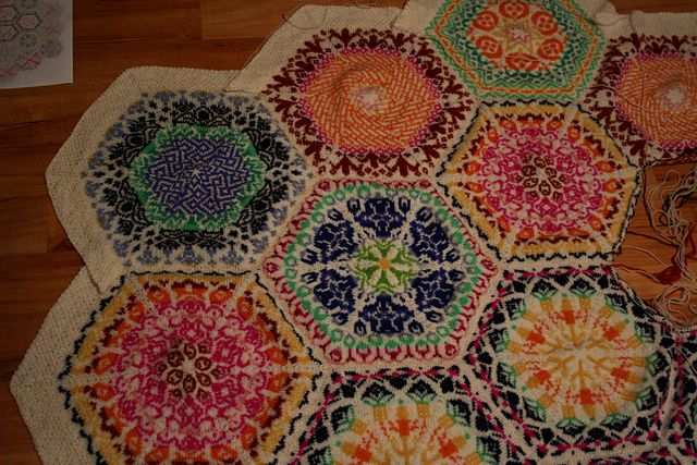 118 best Persian/Turkish/Marocan Tile Crochet images on ...