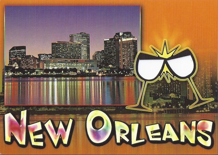 New Orleans, Louisiana / USA