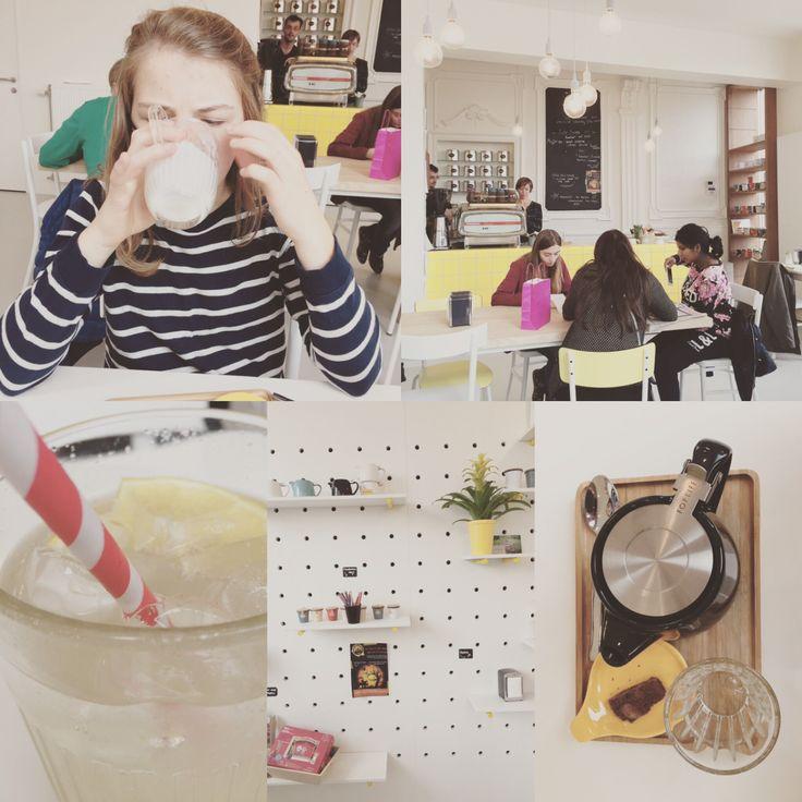 Katrien is een vriendin van een vriendin én de bezielster van de geweldige koffie- en theeshop Lathee. Dankzij haar kan ik voortaan ook in Geraardsbergen terecht voor echte koffie en hippe thee.I...