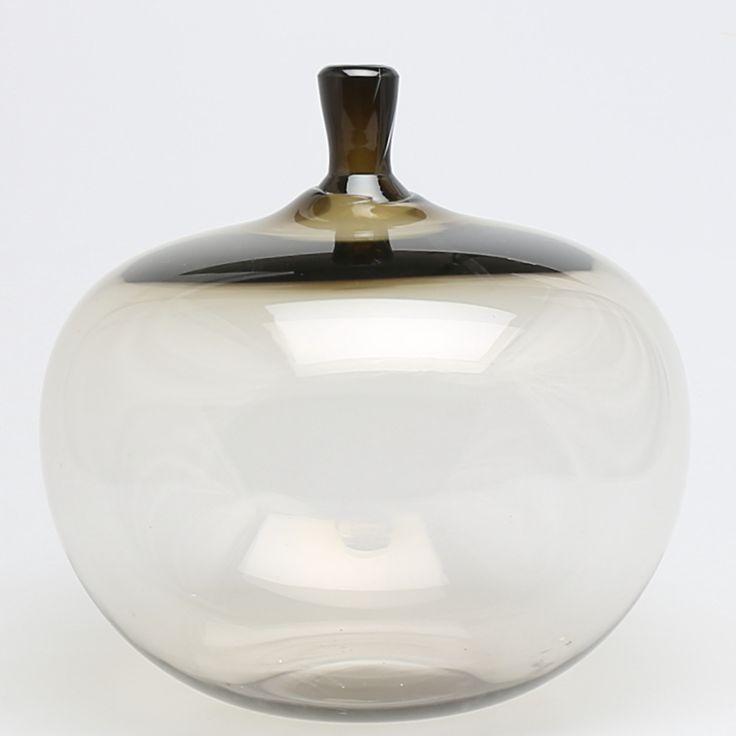 """Bilder för 278149. INGEBORG LUNDIN. Vas i glas, """"Melon"""", signerad Orrefors Expo 9-59 Ingeborg Lundin. – Auctionet"""