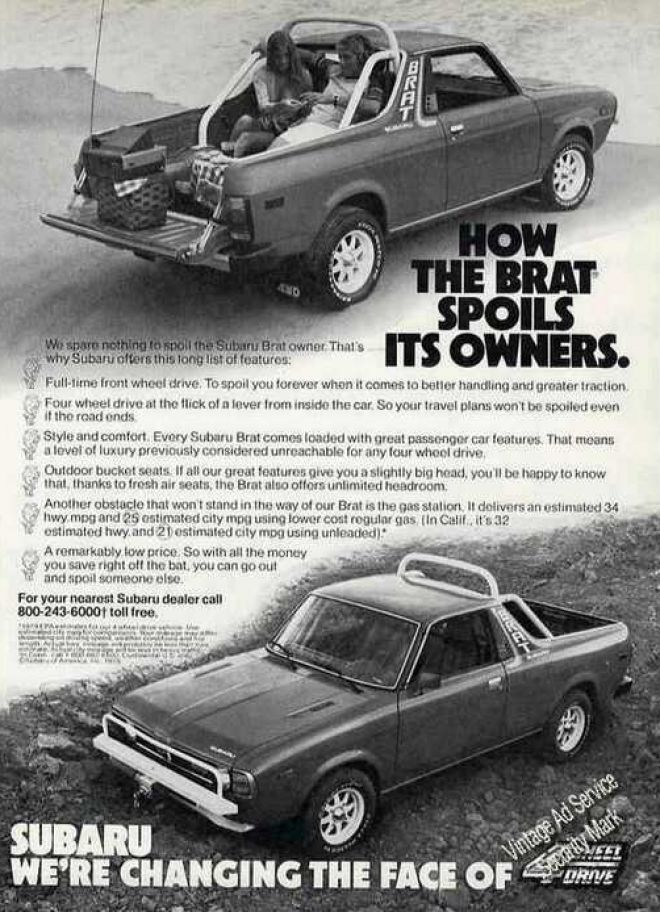 34 best Subaru Brats images on Pinterest | Classic trucks, Japanese ...