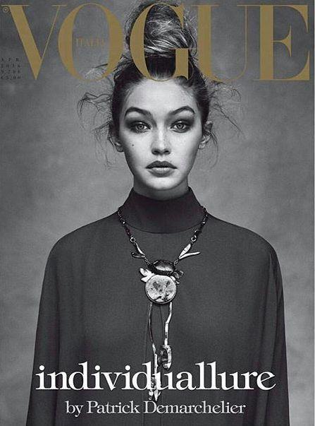 Vogue Italia - April 2016