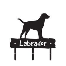 Labrador Dog Breed Silhouette  not the stuff on bottom of course.