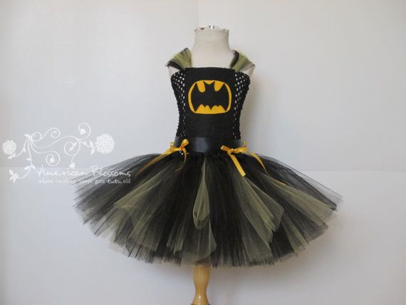 Hey, I found this really awesome Etsy listing at https://www.etsy.com/listing/176935249/bat-girl-costume-batgirl-tutu-dress