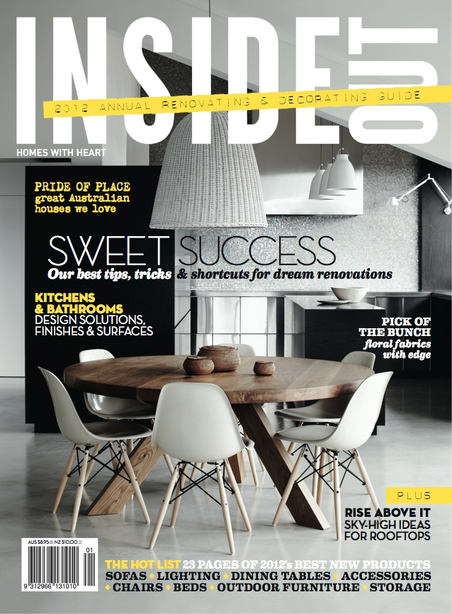 Inside Out (AUS) - Annual Renovating & Decorating Guide 2012. Interiors  MagazineMagazine ...