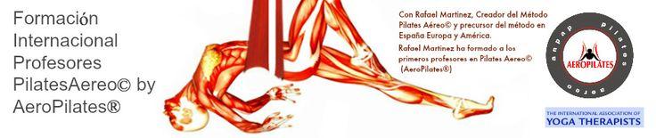 AeroPIlates® (Pilates Aéreo©) by Rafael Martinez#AERIALYOGA #Aero #AIR #aire #asana #Teachertraining #workshop #gravity #age #anti #wellness #BREATHING #bienestar #silks #trapeze #trapecio #aerialpilates #airpilates #pilateswing #columpiopilates #pilatesaerien #cursosaeropilates #cursospilatesaereo