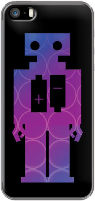 My Robot By Scar Design for iPhone 5/5s