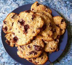 Egyszerű zabpelyhes keksz ~ Éhezésmentes Karcsúság Szafival