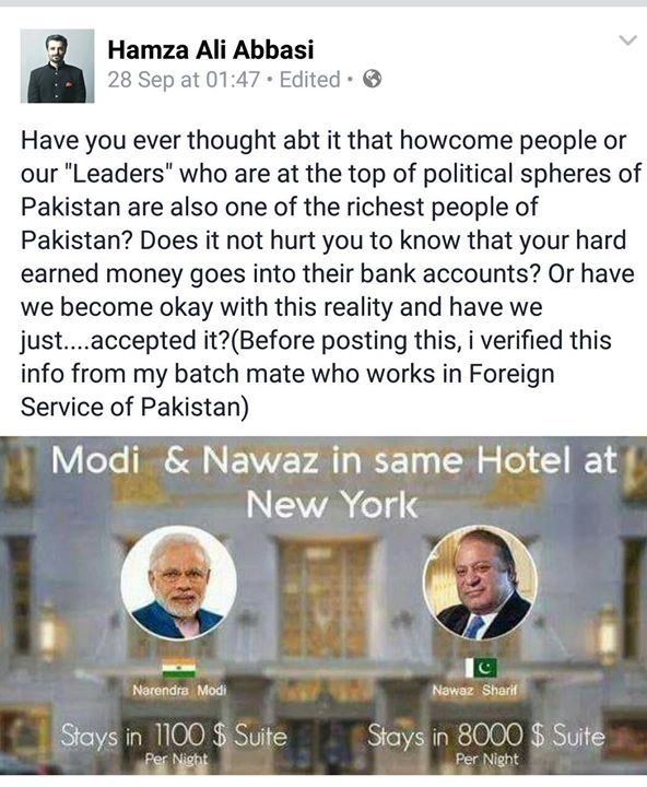 Any answer to Hamza Abbasi's post?  www.SiasiTv.com