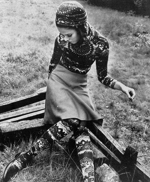 Joan Delaney by Eugene Vernier, 1965.