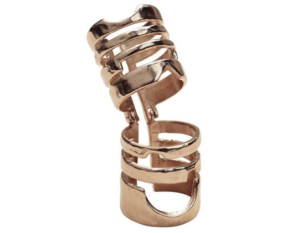 Bric a Brac Ring by Bjørg - Get it at www.60-degrees-frost.com
