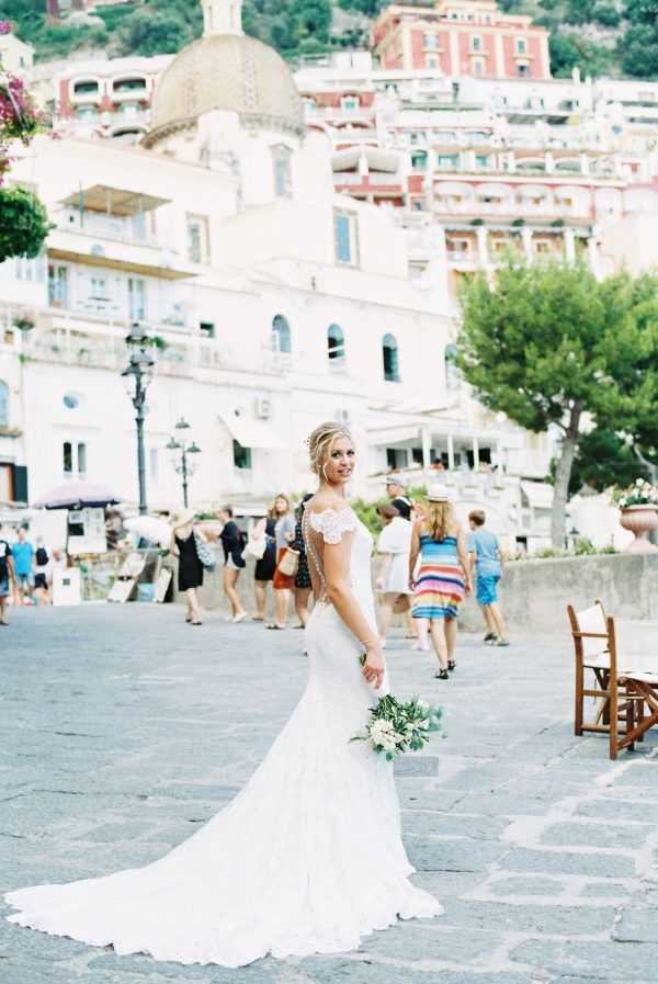 A Positano Wedding That Will Turn You Into A Destination Bride In