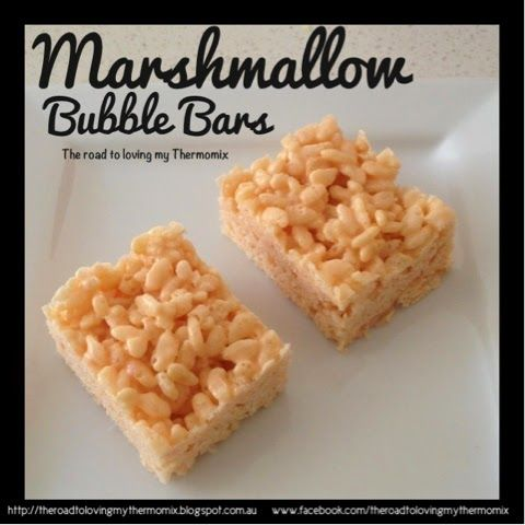 Marshmallow Bubble Bars