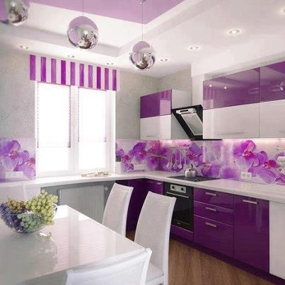 Best 25 Purple Kitchen Decor Ideas On Pinterest Cupboards And The Site