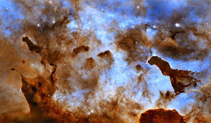 ΤΟ ΚΟΥΤΣΑΒΑΚΙ: Εκπληκτική εικόνες από το τηλεσκόπιο «Χαμπλ»