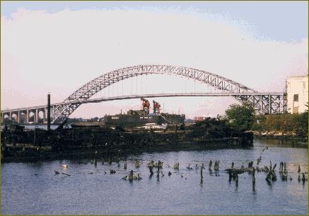 Bayonne Bridge, NY-NJ