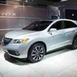 2016 Luxury Silver Acura RDX Review and Prices