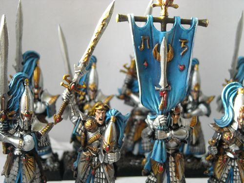 Alti elfi maestri di spade - GW