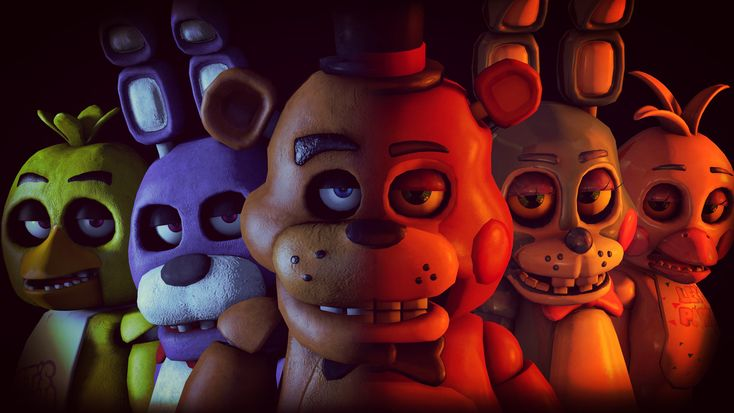 Five Nights at Freddy's' Creator Confirms Upcoming Movie