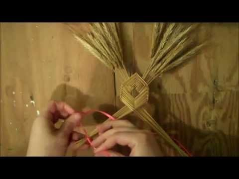 ▶ Wheat Weaving Tutorial: Corizon - YouTube