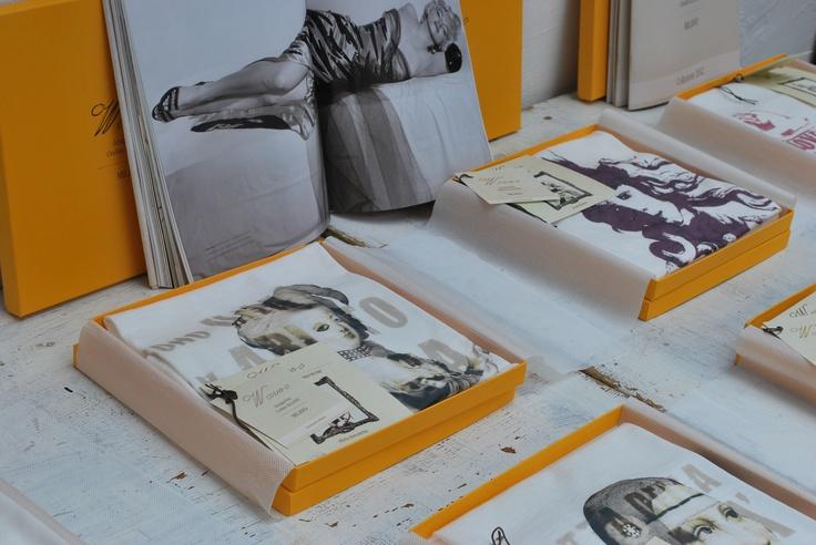 "Wave-o Box   ""Press day PR Studio Bosio"" ,Milan"