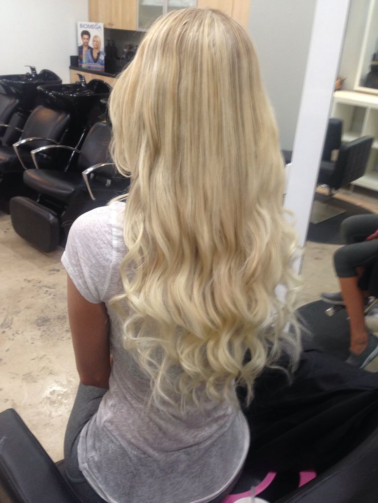 Extensions For Blonde Hair Human Hair Extensions