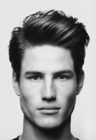 Sensational 1000 Images About Pompadour Mens Hair Style On Pinterest Short Hairstyles Gunalazisus
