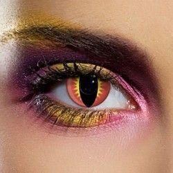 Dragon Eye Coloured Contact Lenses (90 Day)