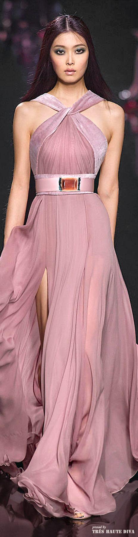 Elie Saab Fall 2014 Ready-to-Wear Fashion Show