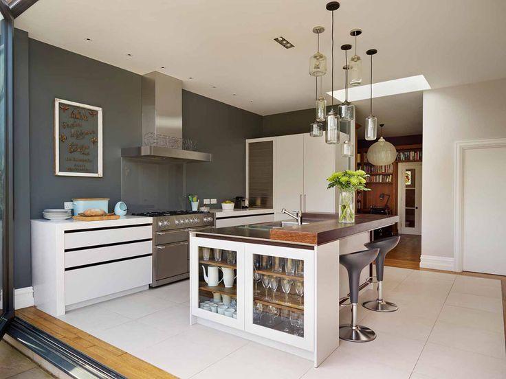 936 best Modern Kitchens images on Pinterest Modern kitchens